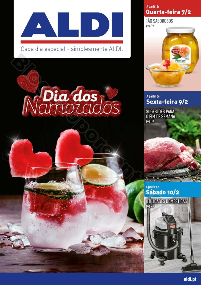 Antevisão Folheto ALDI Promoções a partir de 7