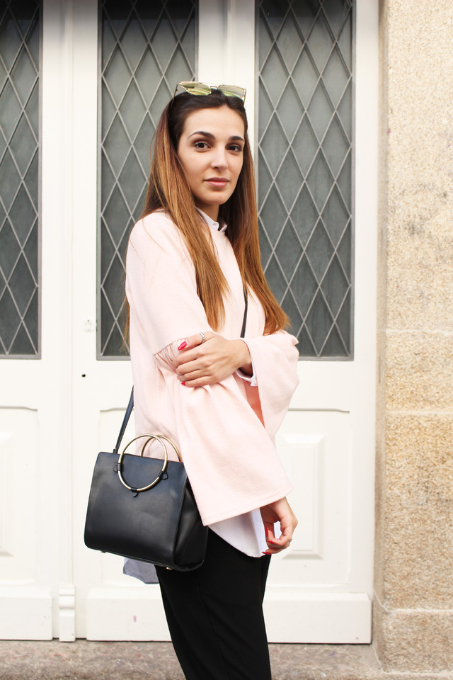 ina, ina the blog, pink look, fashion, blogs de portugal, catarina soares