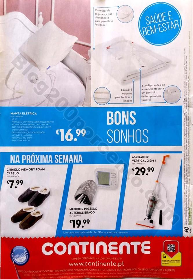 antevisão folheto Continente Bazarão 13a19fev