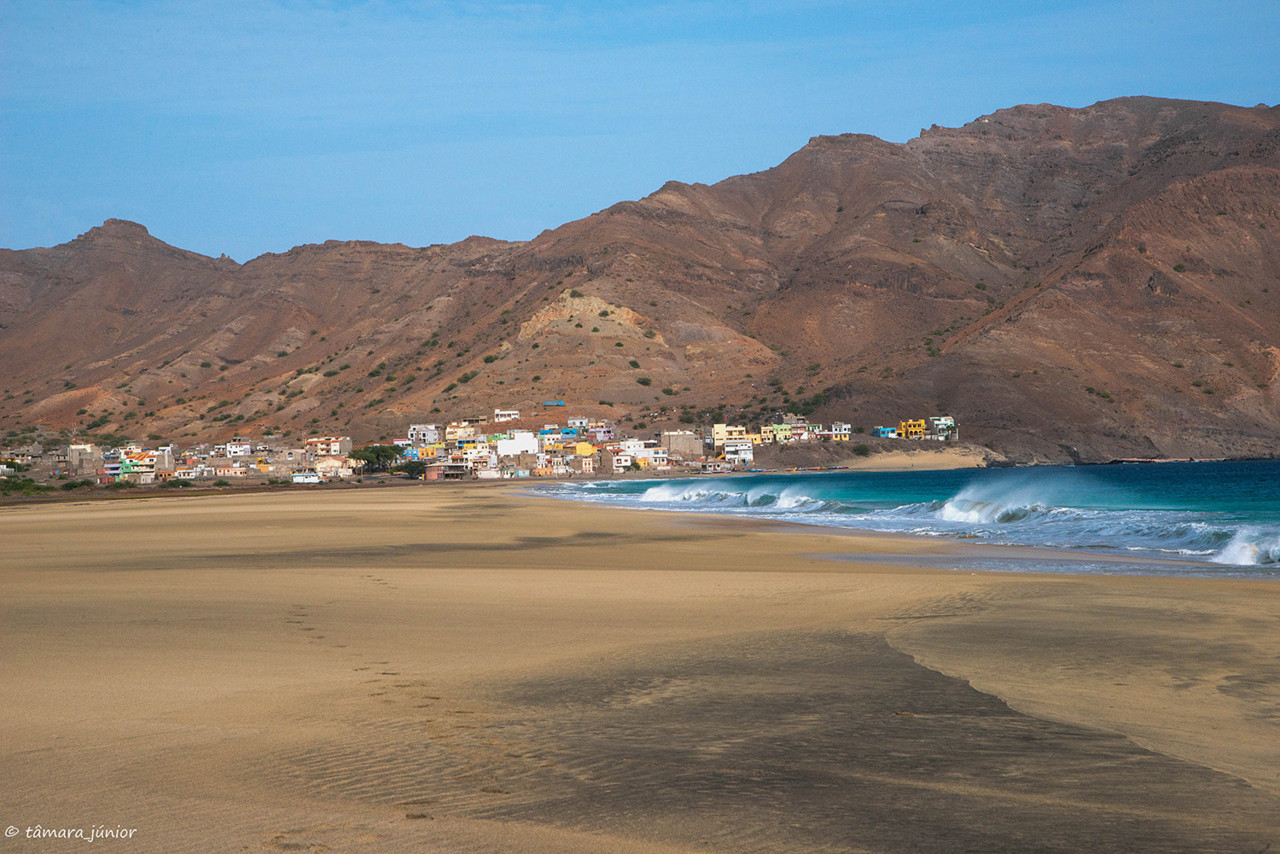 2017- 11º dia - Cabo Verde-S. Vicente (Praia de S