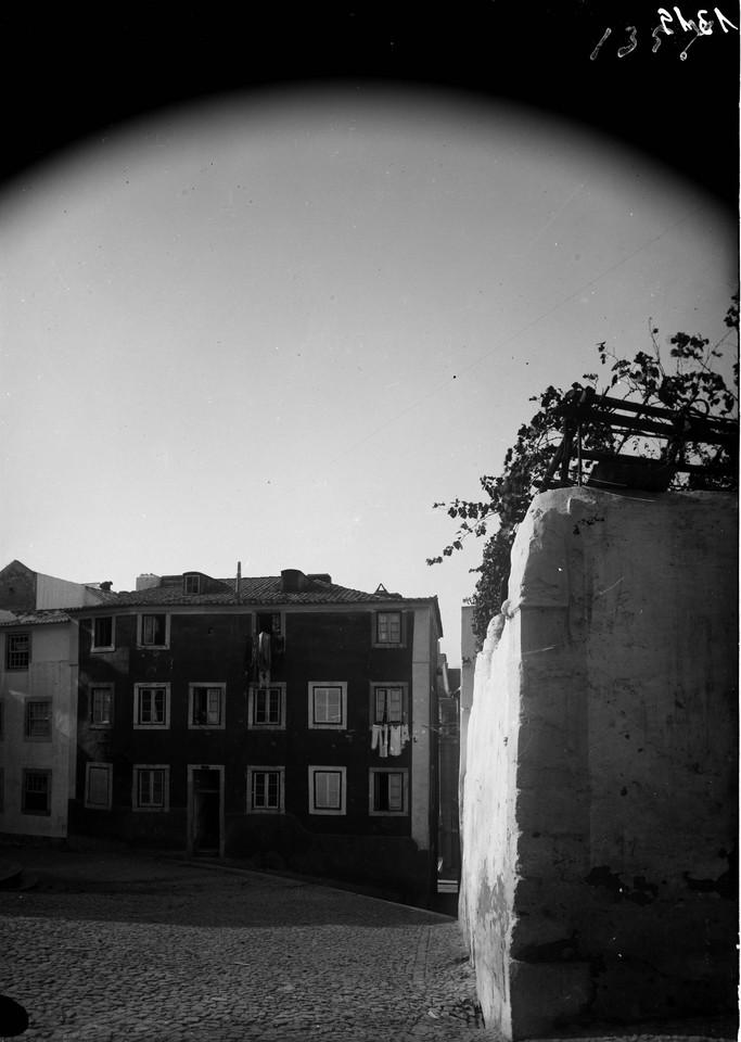 Largo da Achada, 1901, foto de Machado & Souza.jpg