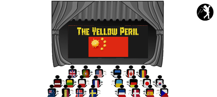 The Western Peril, by Luís Garcia
