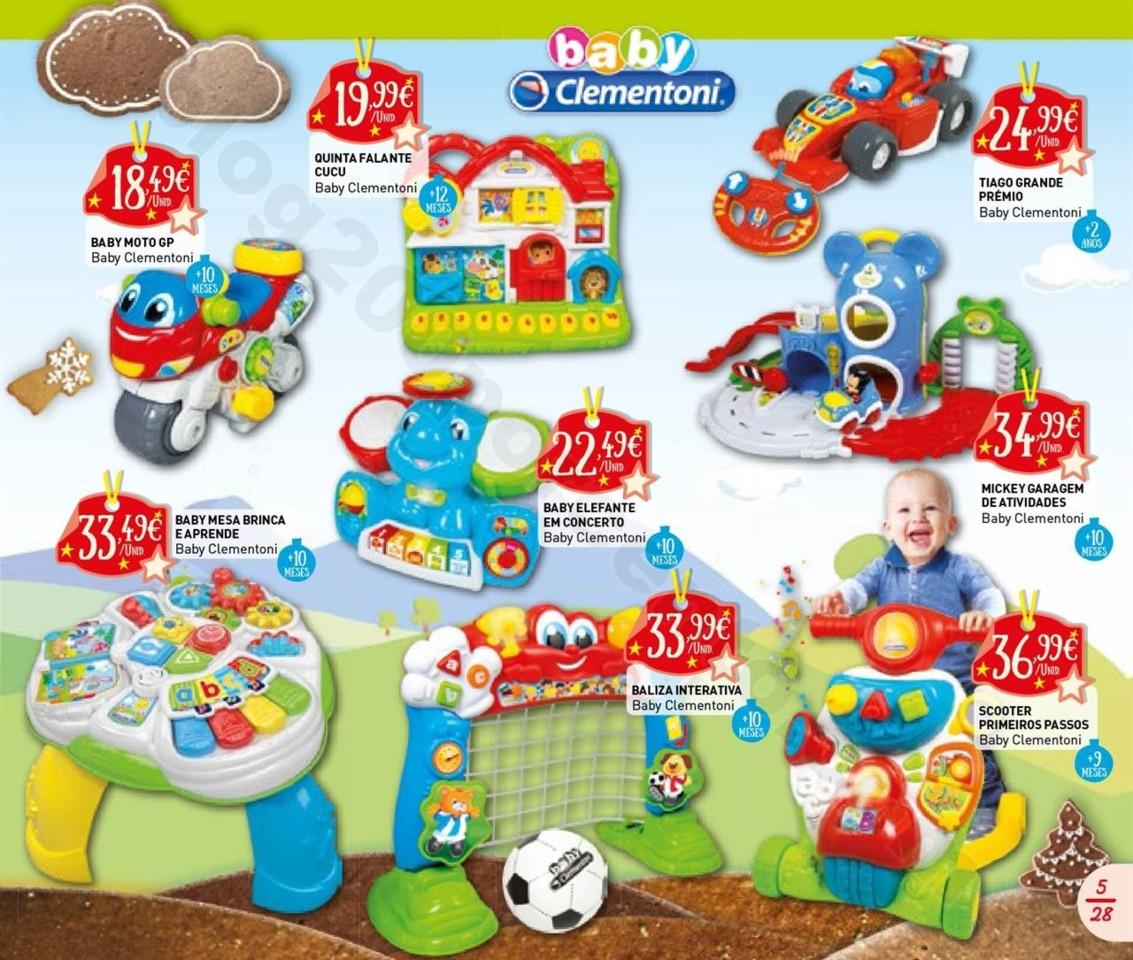 Antevisão Folheto INTERMARCHÉ Brinquedos promoç