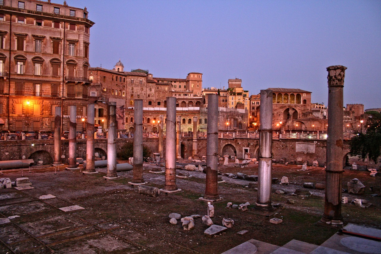 Forum Trajano, Roma