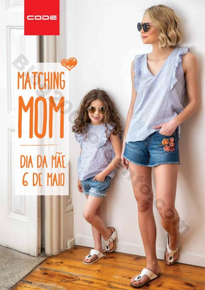 Antevisão Folheto CODE - PINGO DOCE  Dia da mãe
