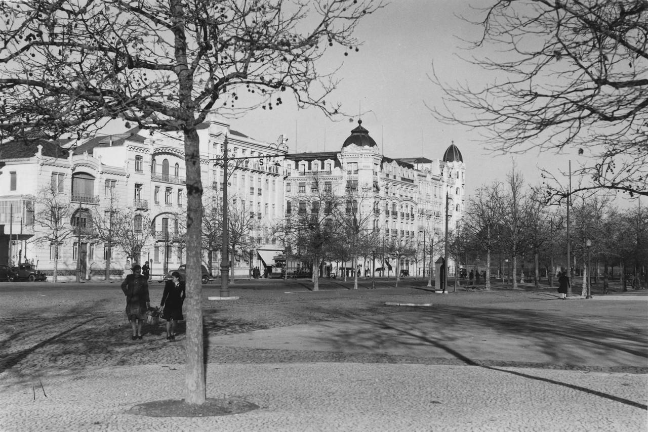 Av. da REpública, Lisboa (Amadeu Ferrari, 194...)