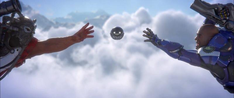 Imagem do jogo LawBreakers