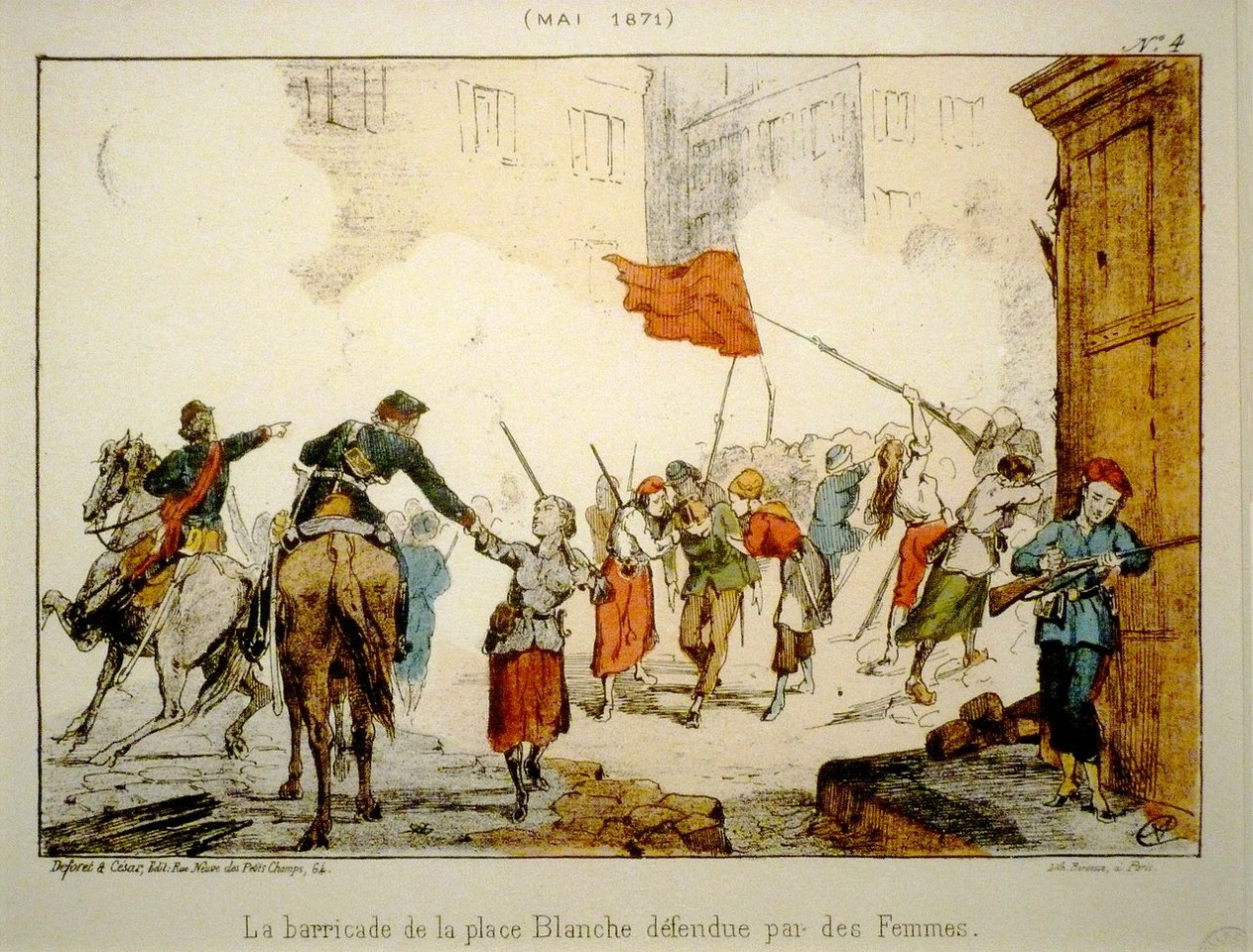 Barricade_place_Blanche_défendue_par_des_femmes