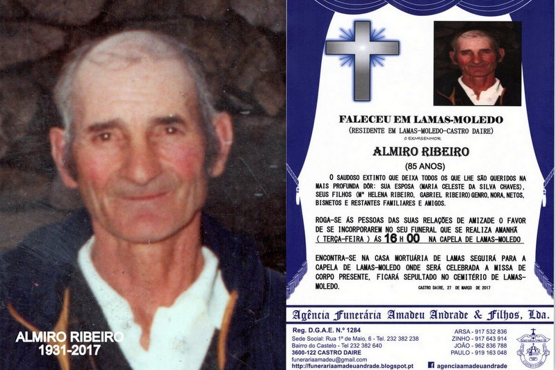 FOTO E RIP DE ALMIRO RIBEIRO-85 ANOS (LAMAS).jpg