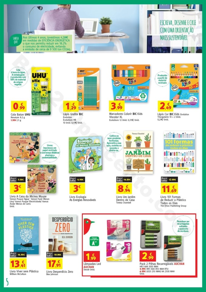 Antevisão Folheto JUMBO Extra Sustentabilidade p5
