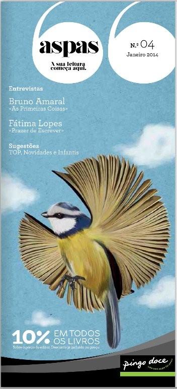 Revista Aspas | PINGO DOCE | Janeiro 2014