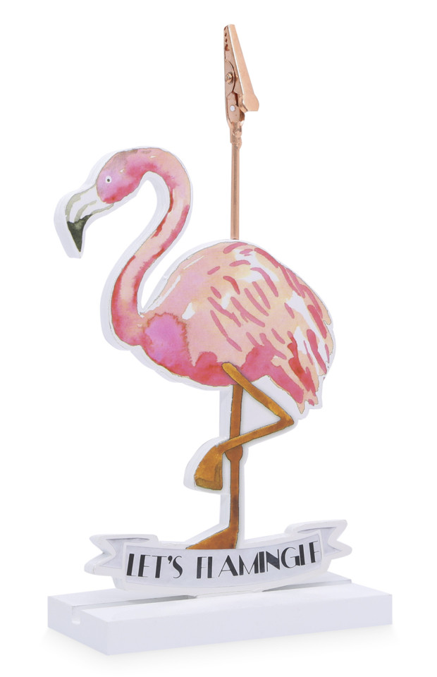 Kimball-5258602-FLAMINGO Tropical Photo Clip, ROI