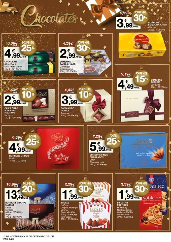 Antevisão Folheto INTERMARCHÉ Natal Promoções
