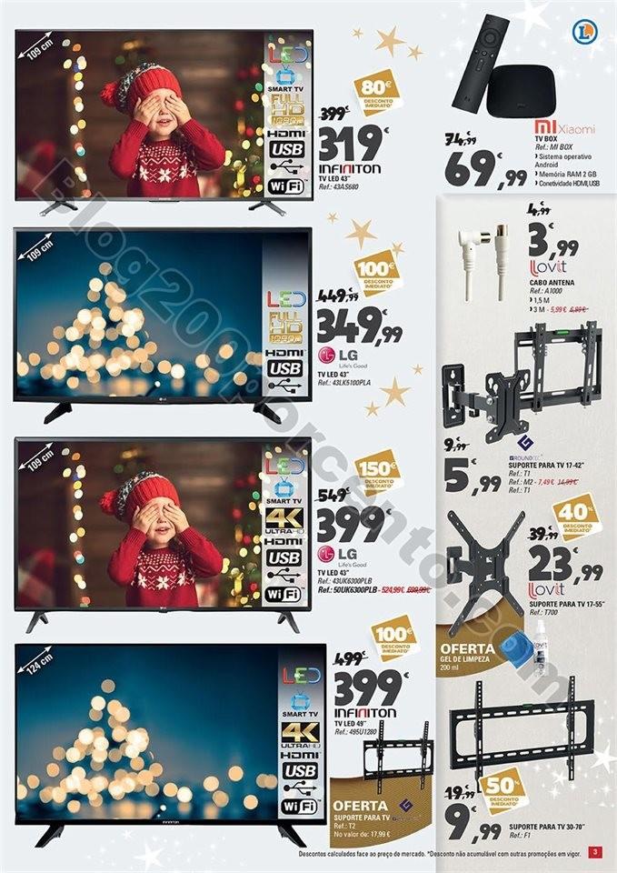 Bazar E-LECLERC Natal promoções 27 novembro p3.j