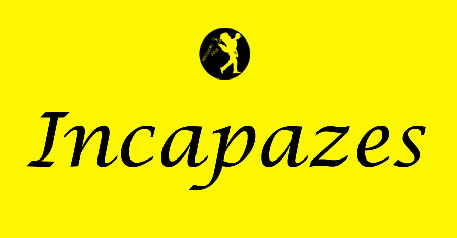 Incapazes