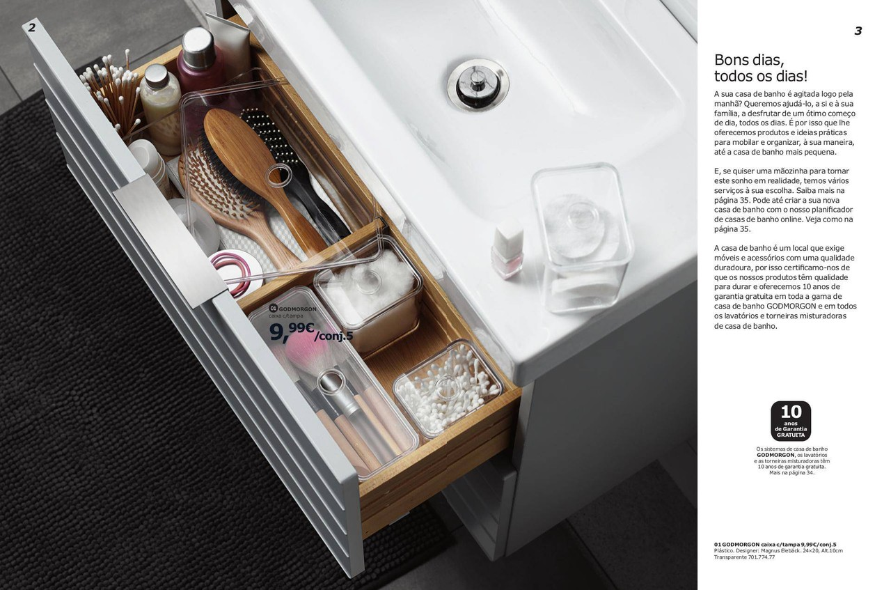 Antevis o cat logo ikea folheto casas de banho 2017 - Croff casa catalogo 2017 ...