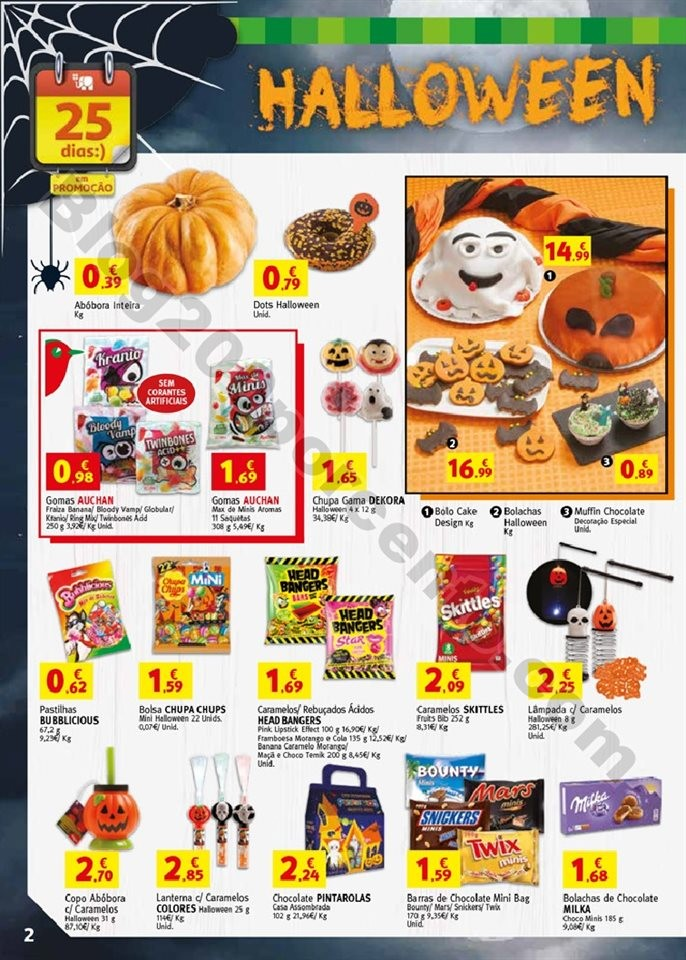 Folheto Jumbo Especial Halloween 19a31out