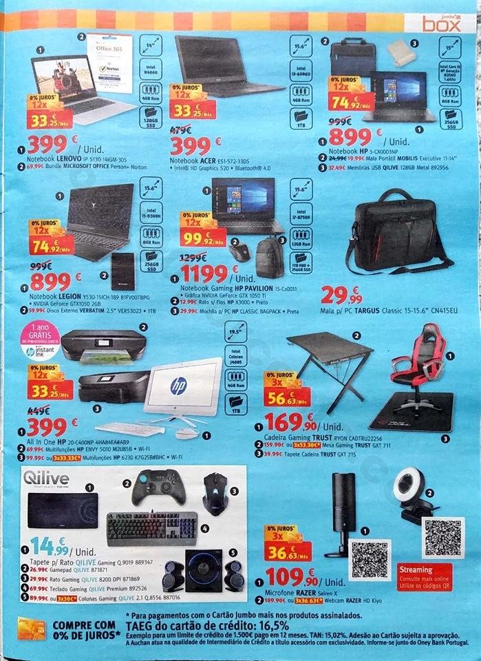 Antevisão Folheto Promoções Jumbo Box 5a19 mar