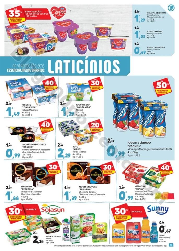 Antevisão Folheto E-LECLERC Promoções de 14 a 2