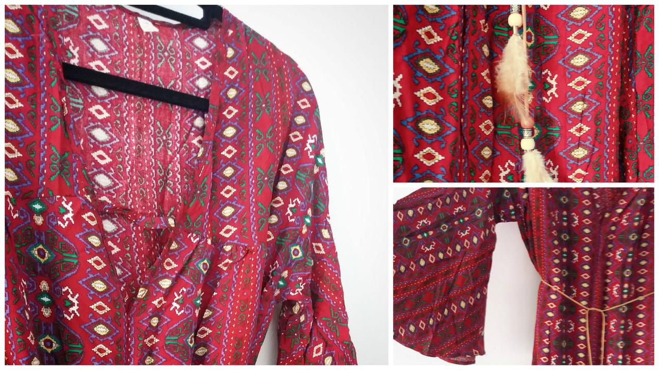 Vestido etnico Zaful