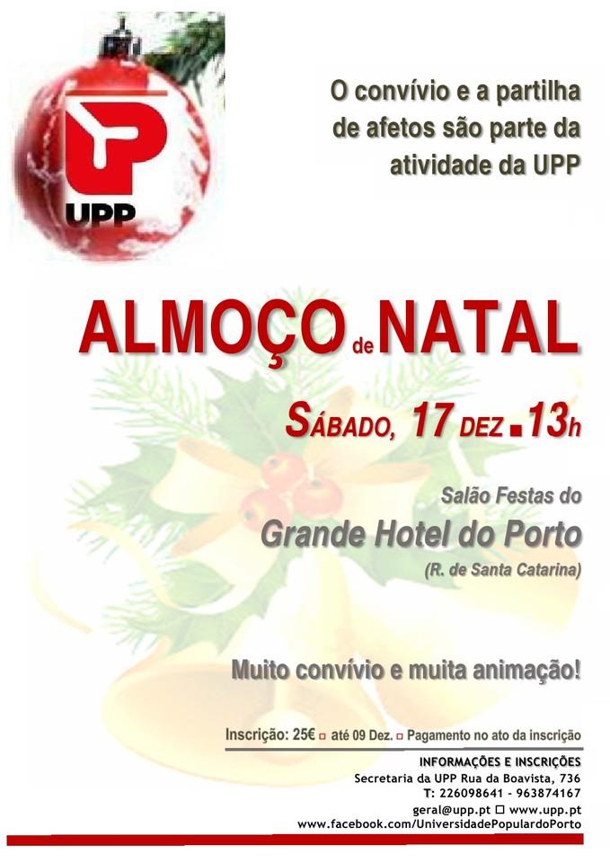 UPP Natal 2016