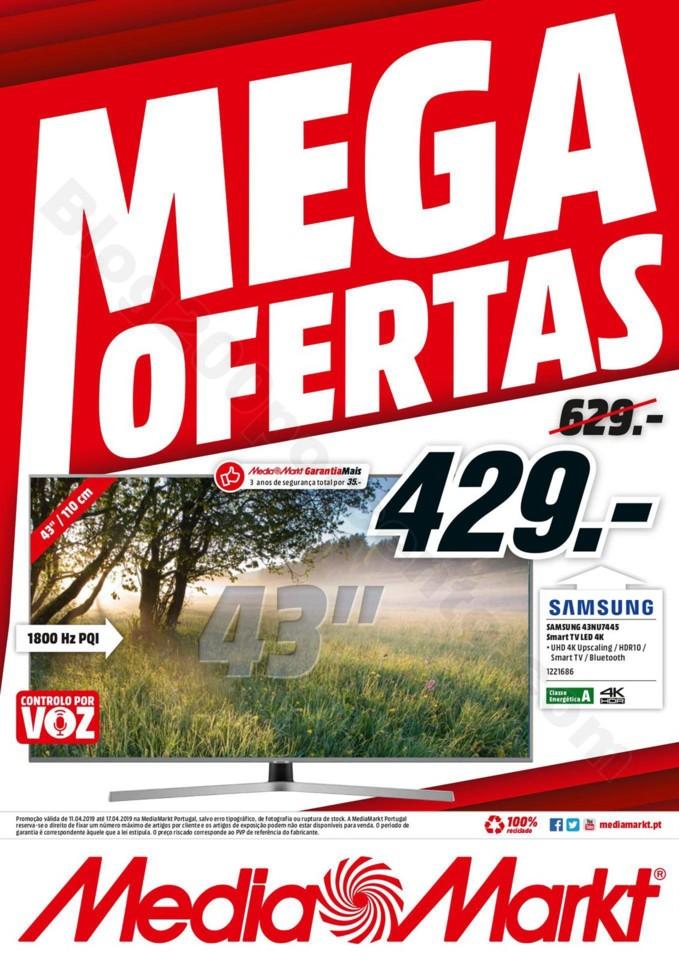 Antevisão Folheto MEDIA MARKT Promoções de 11 a
