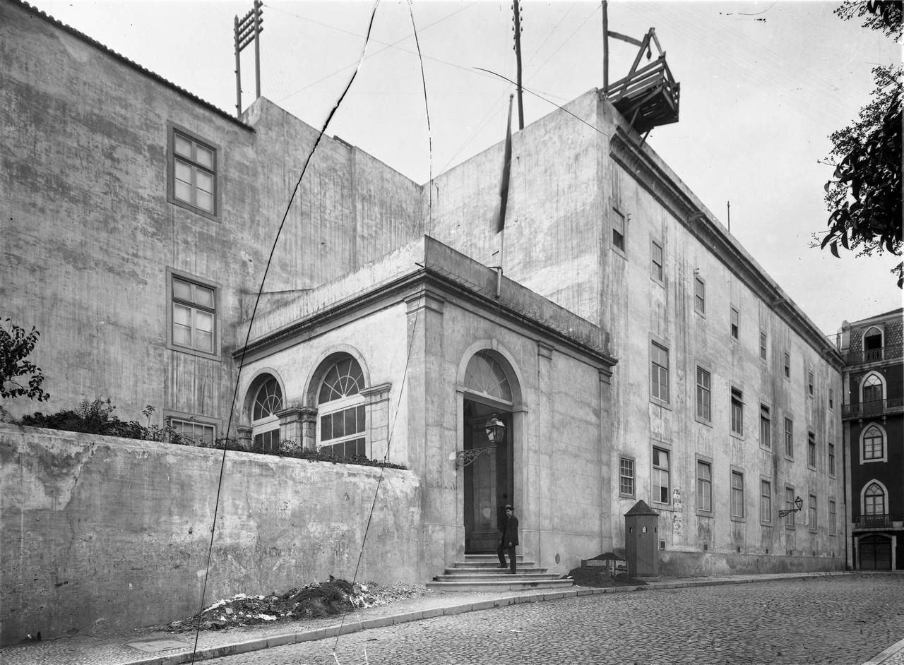 Escola Superior de Belas-Artes de Lisboa, sd, foto