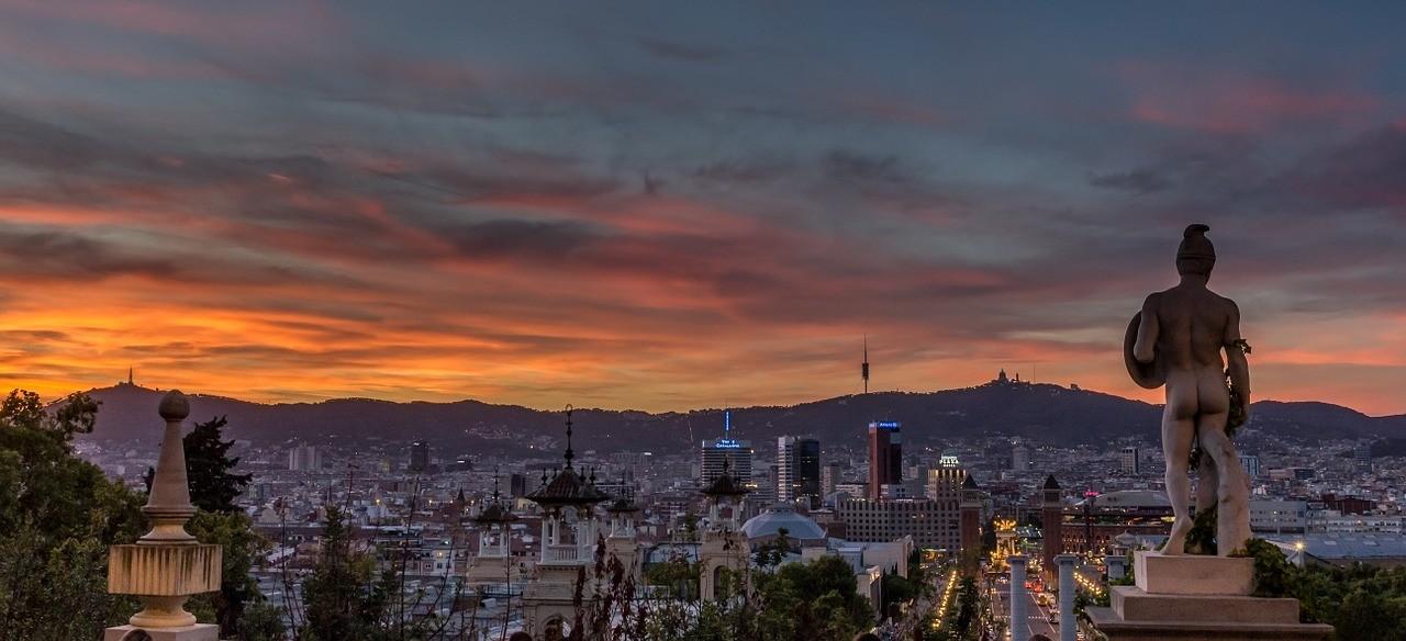 Barcelona@pixabay