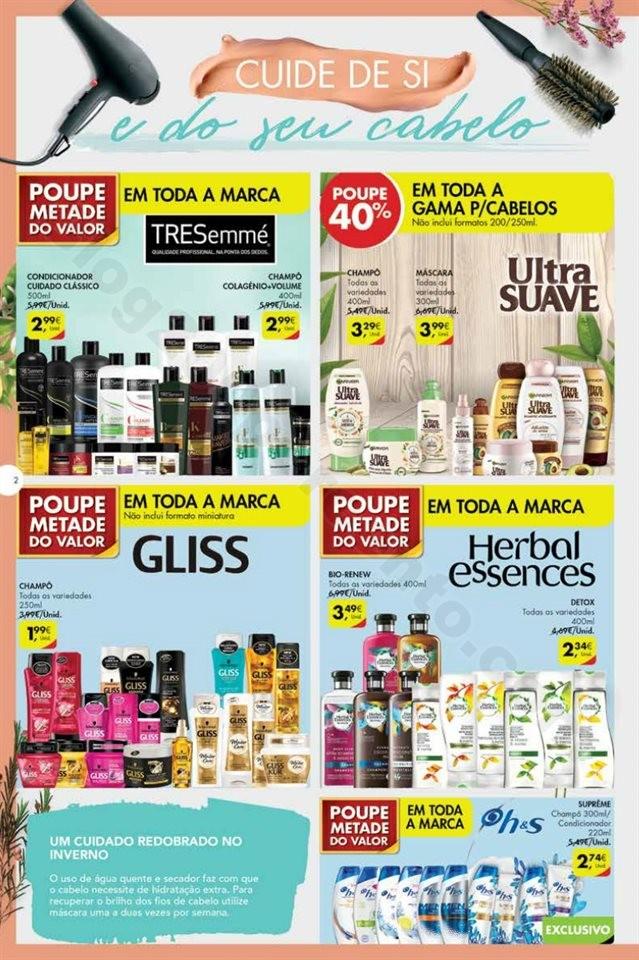 Antevisão Folheto PINGO DOCE Limpeza e Higiene Pr