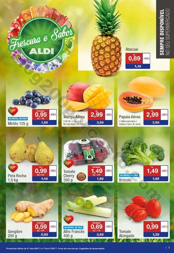 Antevisão Folheto ALDI Promoções a partir de 6