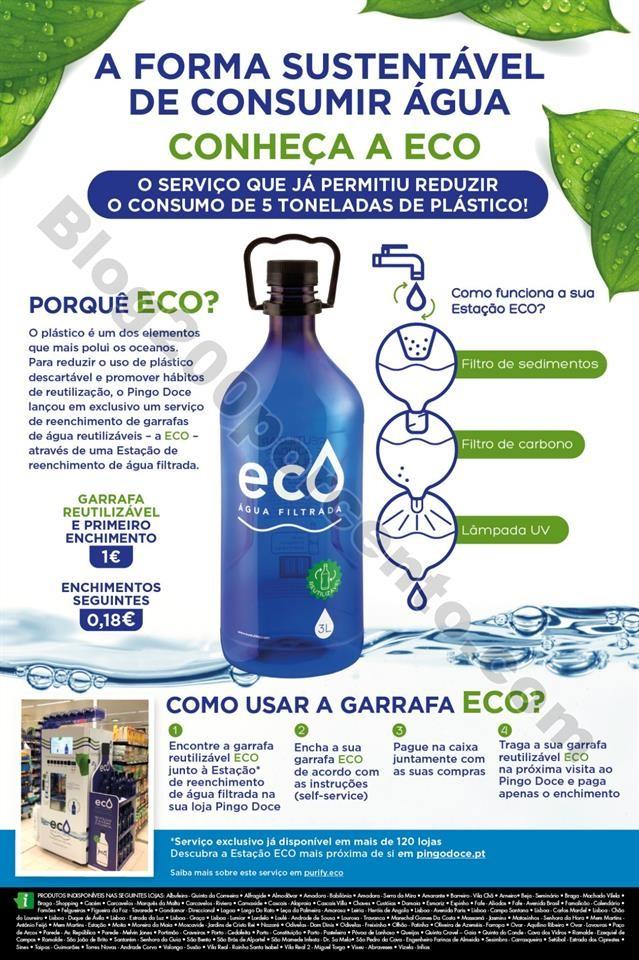 Antevisão Folheto PINGO DOCE Sustentambilidade Pr