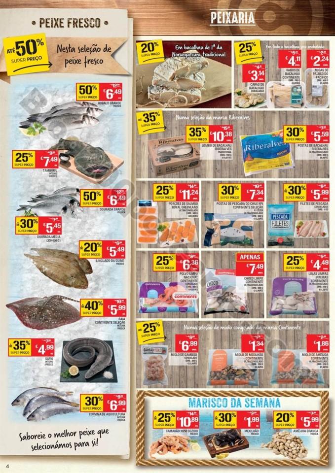 Antevisão Folheto CONTINENTE Promoções de 15 a
