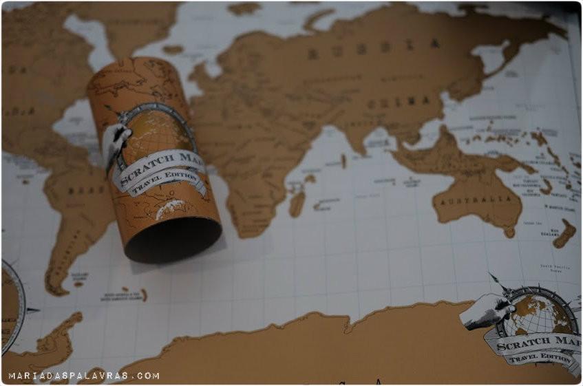 Scratch Map - Capitão Lisboa (prenda oferecida a Maria das Palavras)