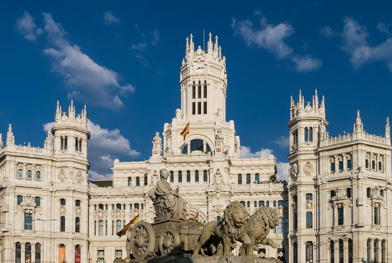 Madrid@pixabay
