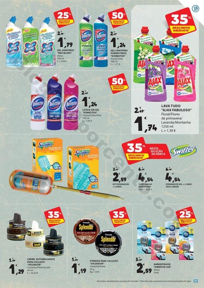 Antevisão Folheto E-LECLERC Promoções de 2 a 8