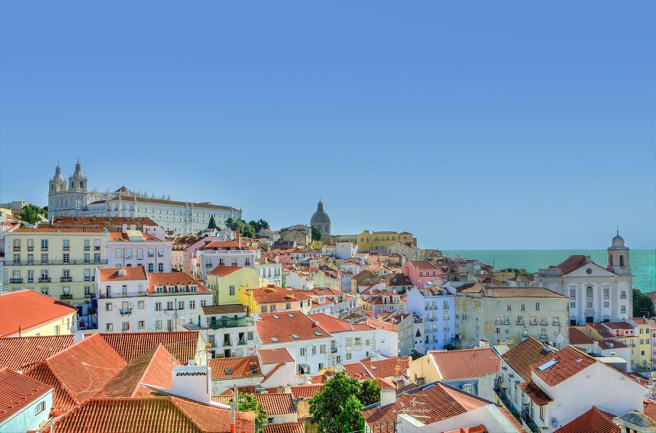 Alfama, Lisboa @pixabay