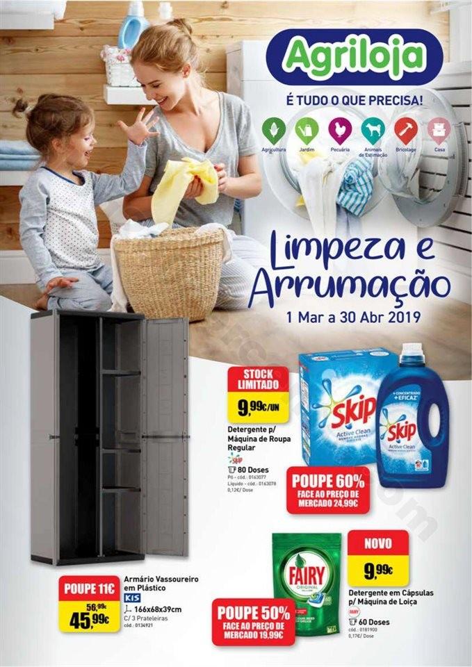 Antevisão Folheto AGRILOJA Promoções de 1 març