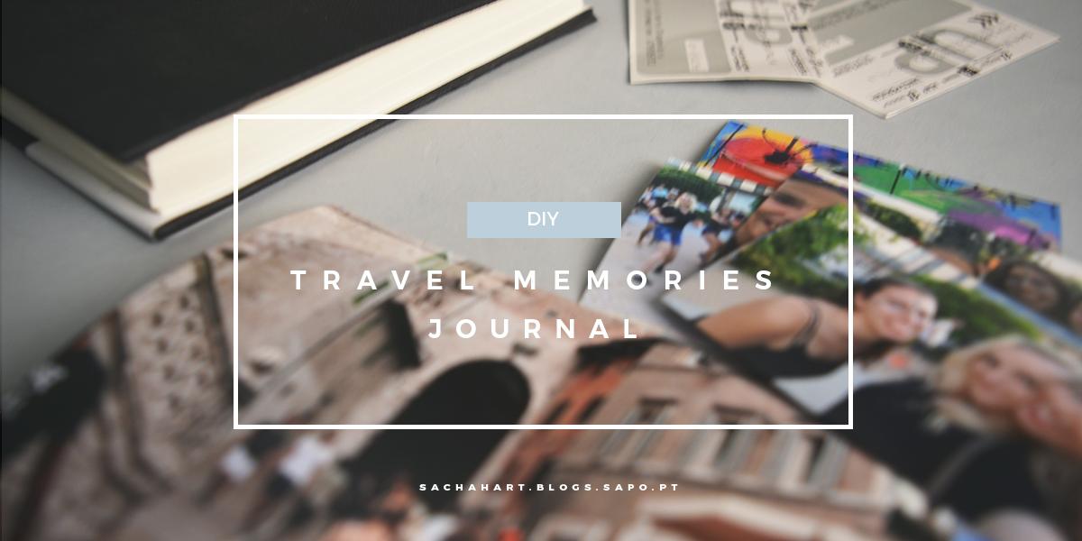 Travel Memories Journal