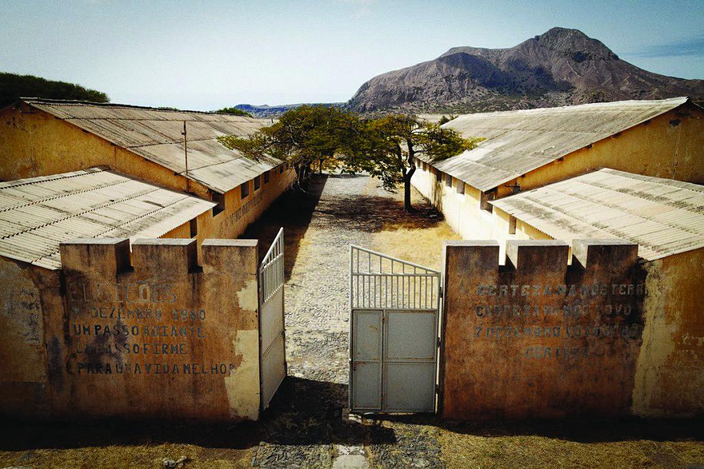 Campo concentração Tarrafal
