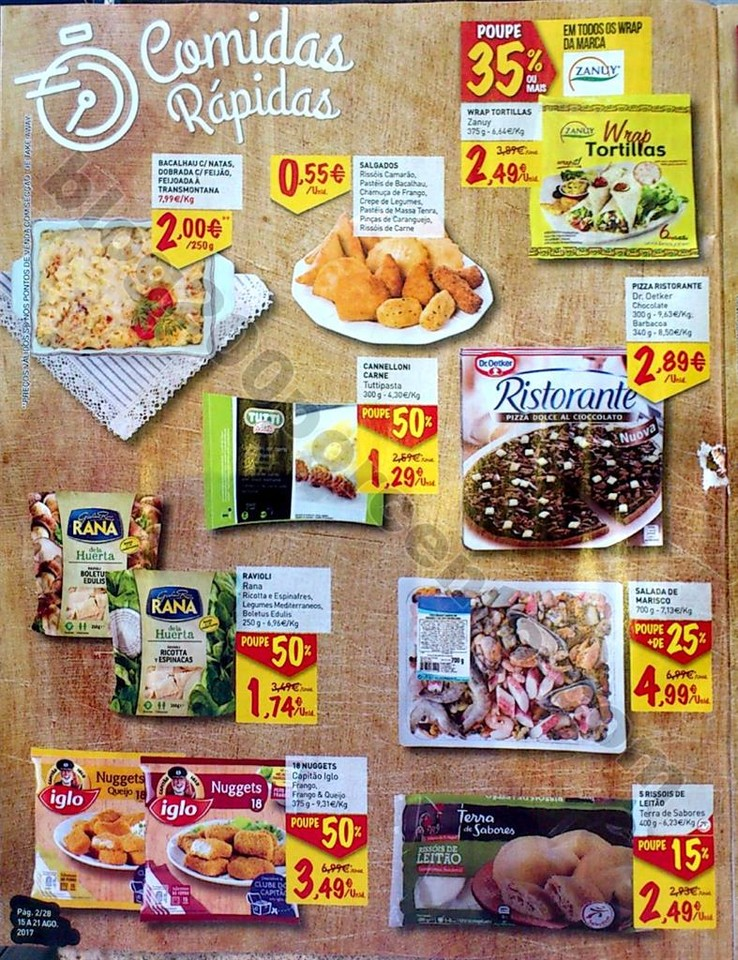 antevisão folheto Intermarche 15a21ago