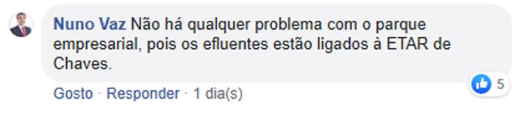 Comentário Nuno Vaz Chaves Cidade Linda nº 2 - p