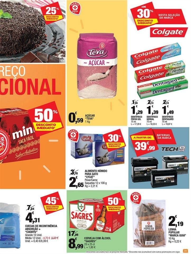 Antevisão FOlheto E-LECLERC Promoções de 10 a 1