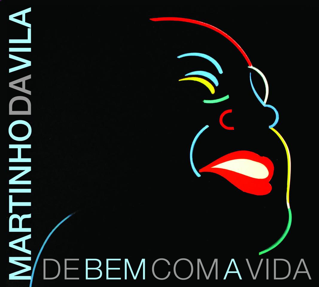 Martinho da Vila De Bem Com a Vida capa.jpg
