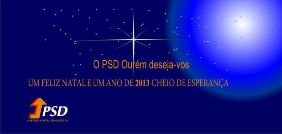cartão boas festas 2012