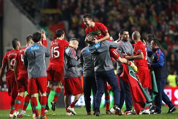 Portugal no Euro 2012