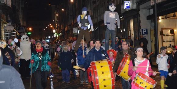 Corrida-Desfile 2014