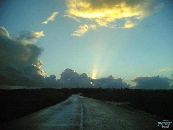 Raio de sol / Sunbeam