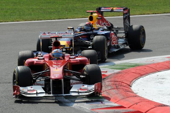 GP da Itália de Formula 1, Monza, em 2011 by desporto.sapo.pt