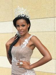 Edmilza dos Santos, Miss Mundo