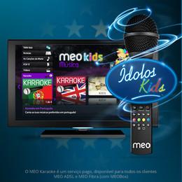 Ídolos Kids- Matilde Carvalho é a segunda finalista